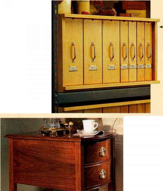 Chest Drawers Plans Woodsmith