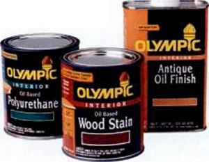 Olympic Antique Oil Finish
