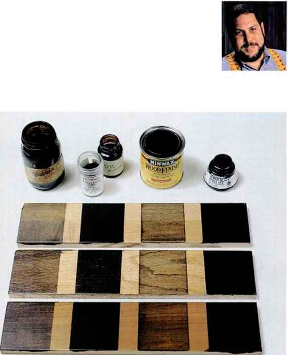 Ebonizing Oak With Vinegar