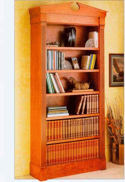 Сделать книжный шкаф своими руками фото