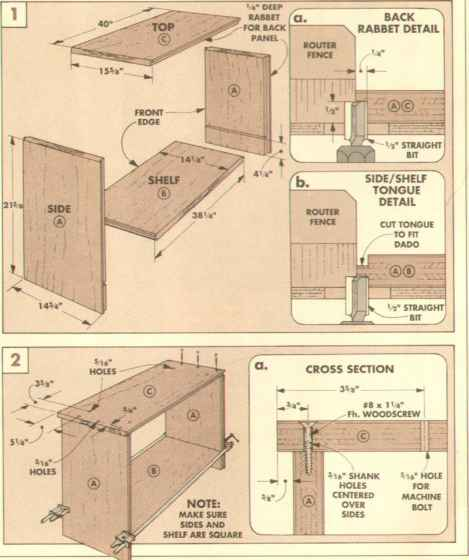Plan Classic Cabinet