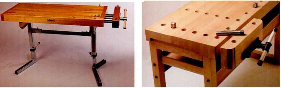 Ulmia Bench Woodworking Images