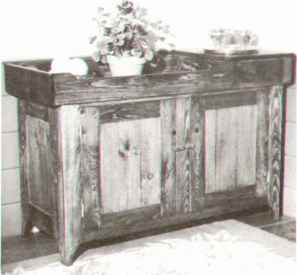 Colonial Dry Sink Plans Plans Diy Free Download Free