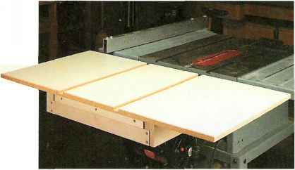 Woodworking Plans Table Table Saw Outfeed Table Plans