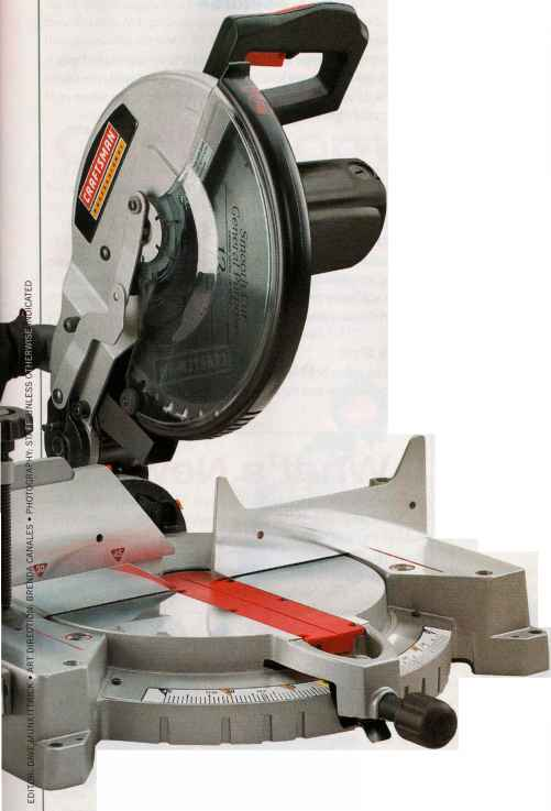 Popular Craftsman Miter Saw