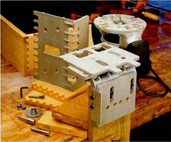 Mortise And Tenon Drill Press