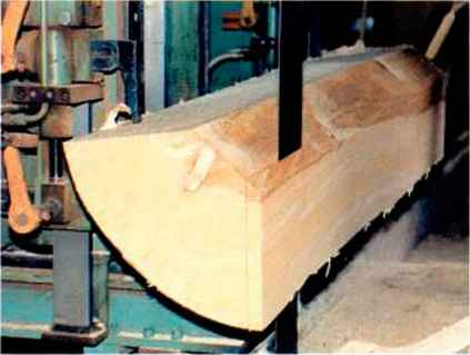 Bent Corner Box Kerf
