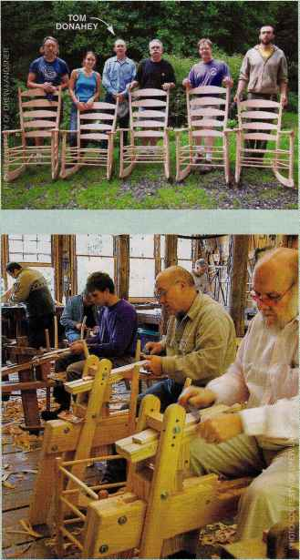 Windsor Chairmaking Workshops Usa