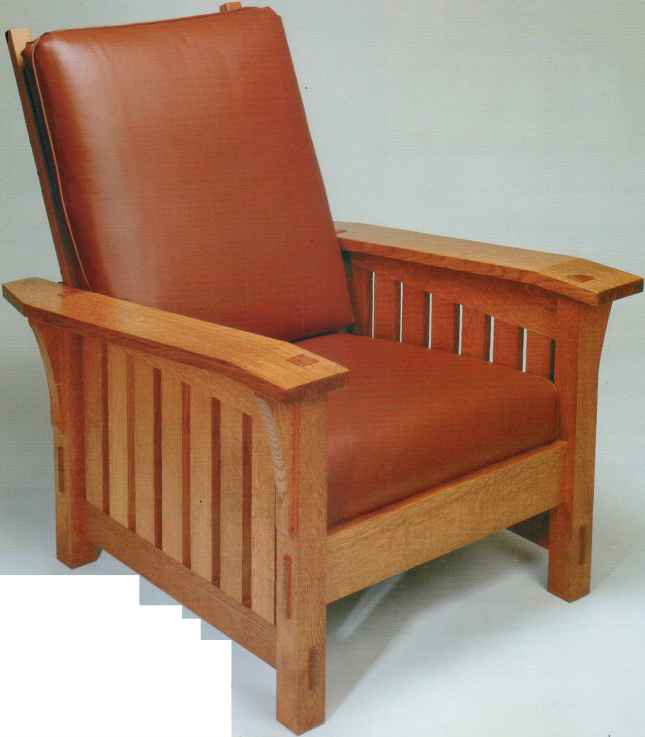 Building Morris Chair