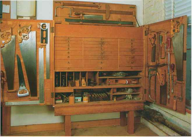 Standing Tool Cabinet