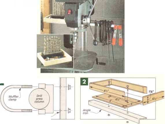 Portable Woodworking Workbench