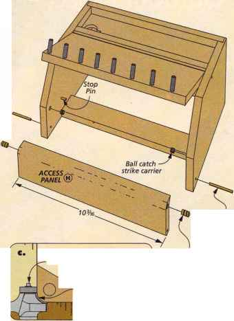 Band Saw Inserts For Skill