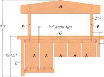 Boot Bench Plans