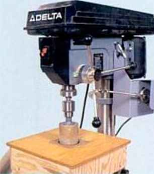 Drill Press Spindle Sander