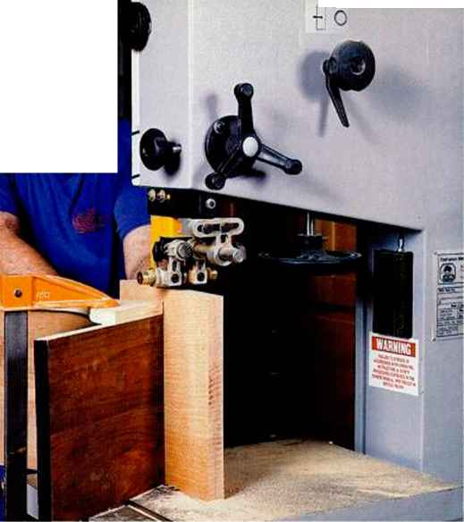 Grizzly 1073 Bandsaw