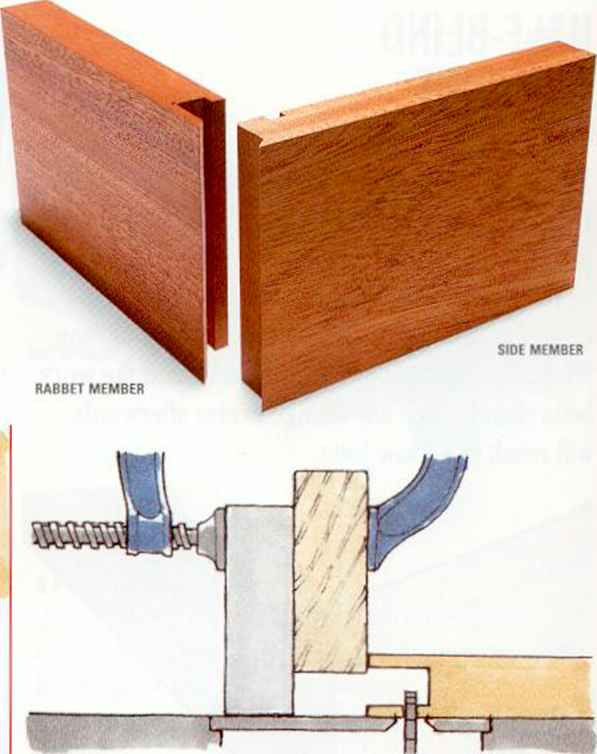 Beautiful Dado Woodworking Joints