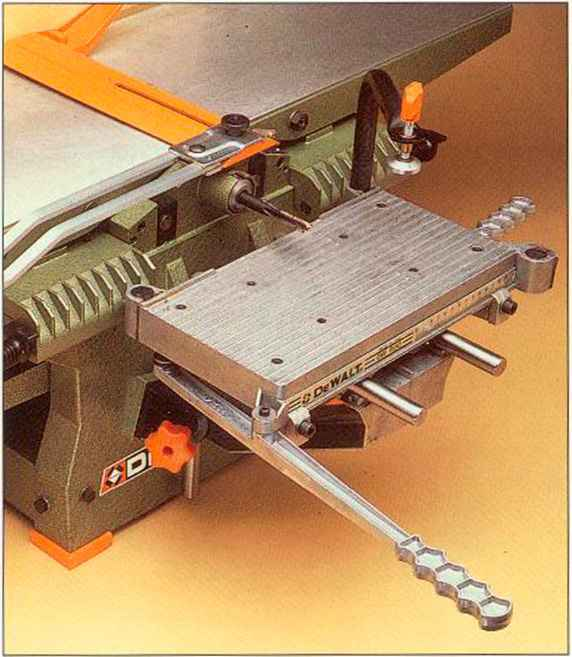 wood mortise machine