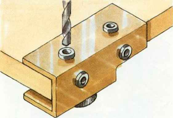Chipboard Fasteners - Machine-Cut Joint - Woodworking Archive