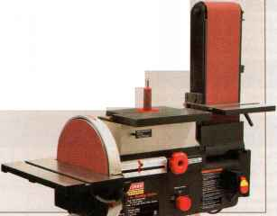 Spindle Belt Disc Sander Craftsman