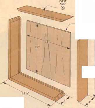 Plywood Cupboard Making