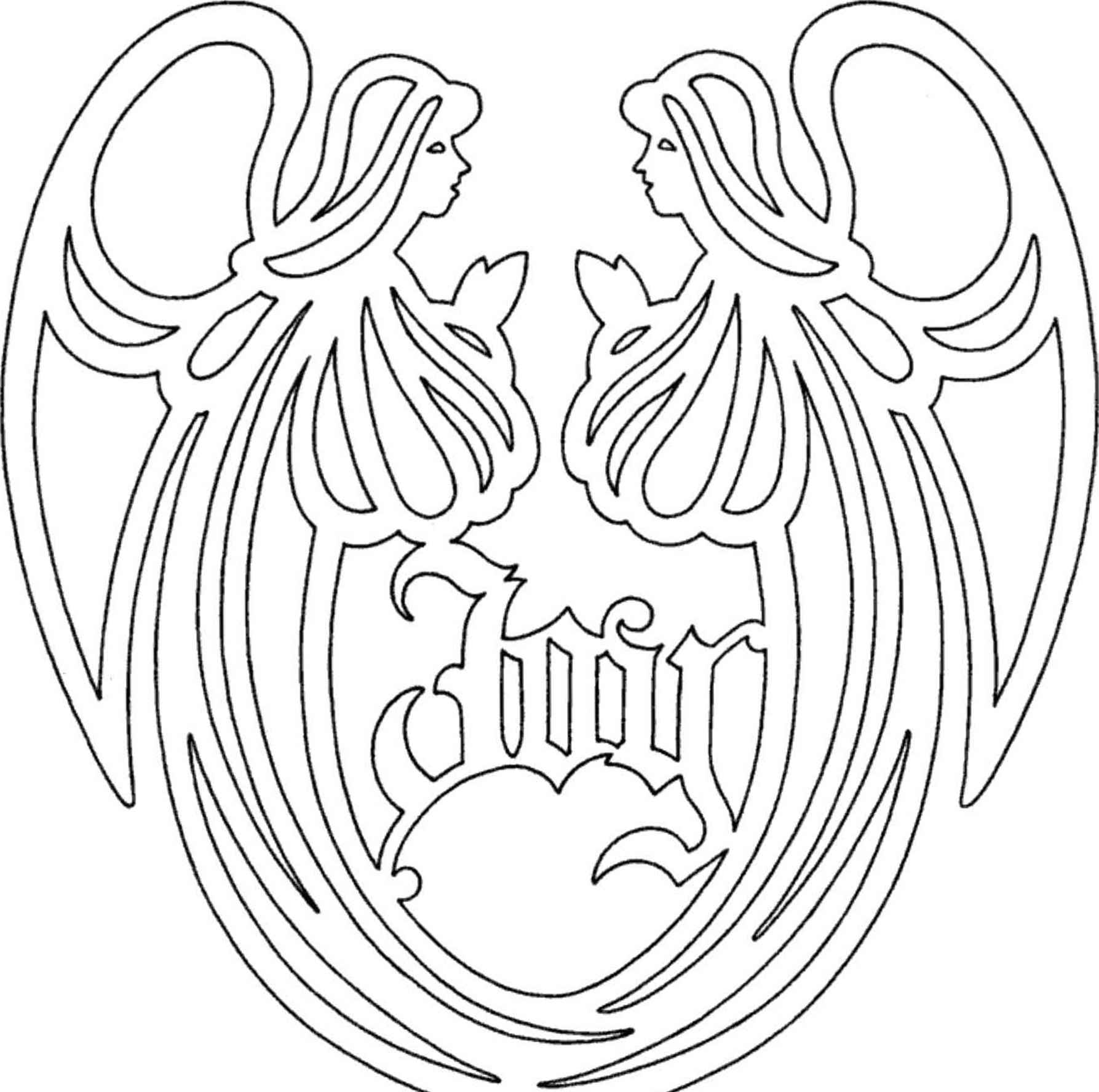 Angels Of Joy furthermore Post c Monogram Stencils Printable 221649 besides Saw Handle Templates also Catalog additionally Knife Templates. on wood carving patterns for free