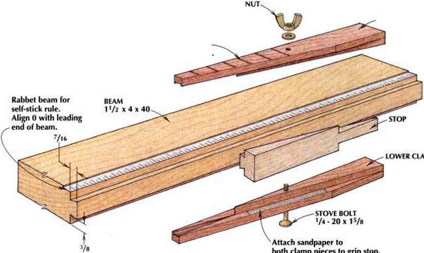 Rising Dovetail Jig