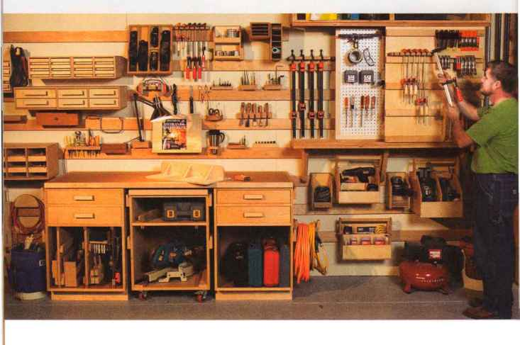 Woodwork Shop Design
