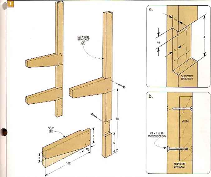 Setting Lap Joists