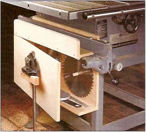 itu0027s uo secret that the table saw is the workhorse of most shops whether culling pieces to size or forming joinery iu0027d he lost without my table saw