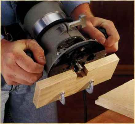 Chamfer Router Bit Projects