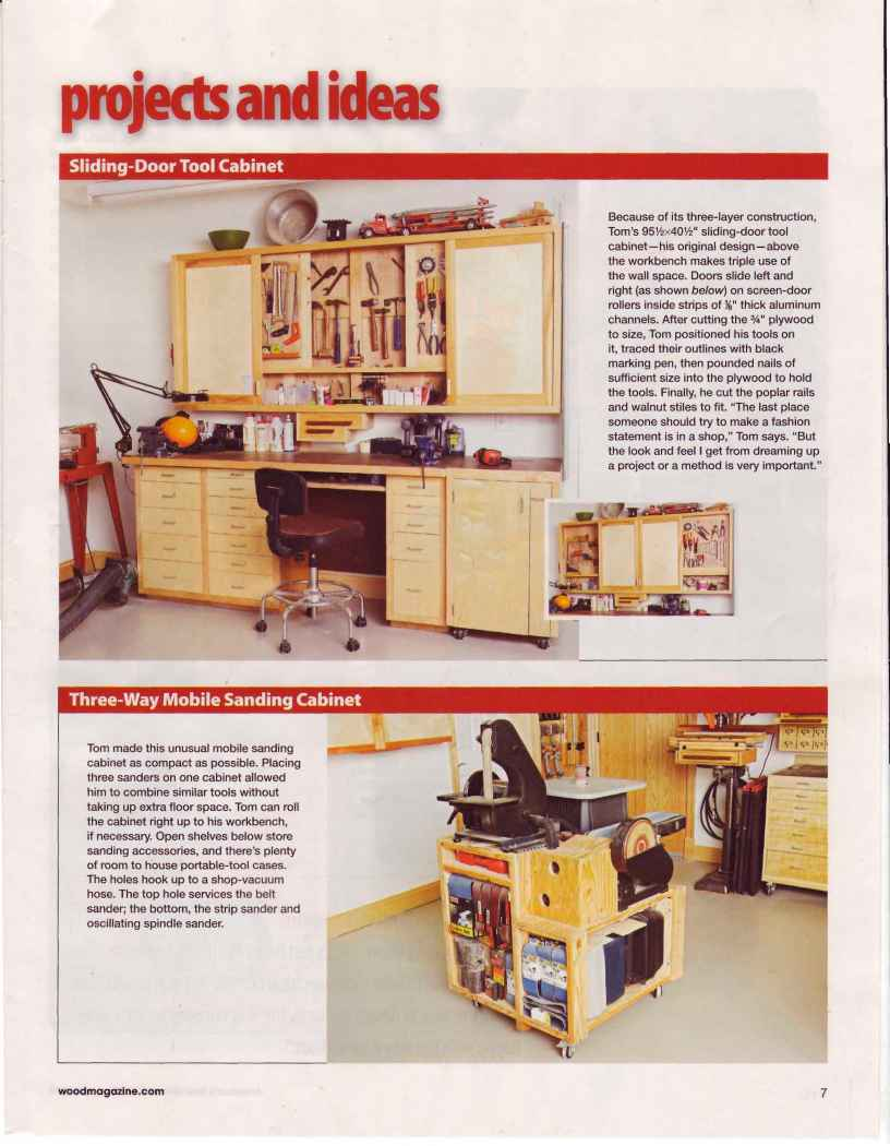 The Floor Plan Storage Solutions Woodworking Archive