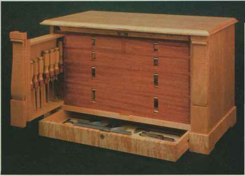 North Bennet Street School Tool Chest