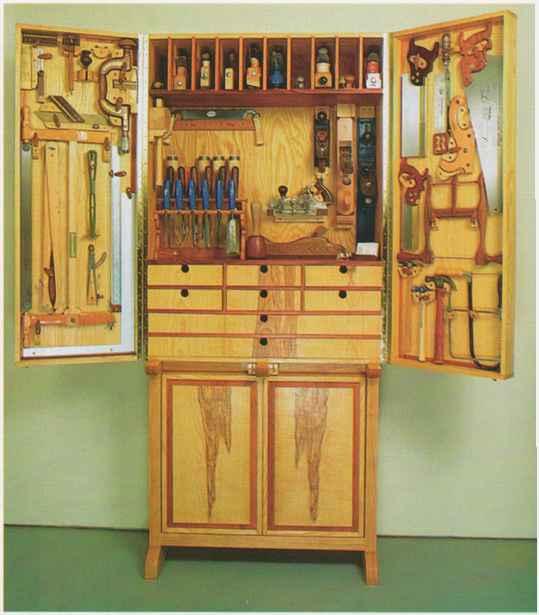 Elegant Greg Radley Tool Cabinet