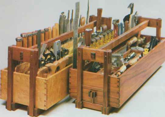Building An Arts And Crafts Tote Tool Chests