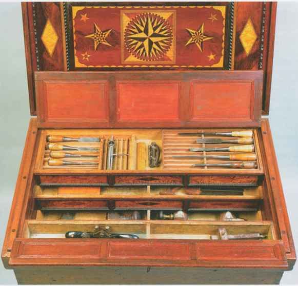 Toolboxes And The Building Of A Nation Tool Chests