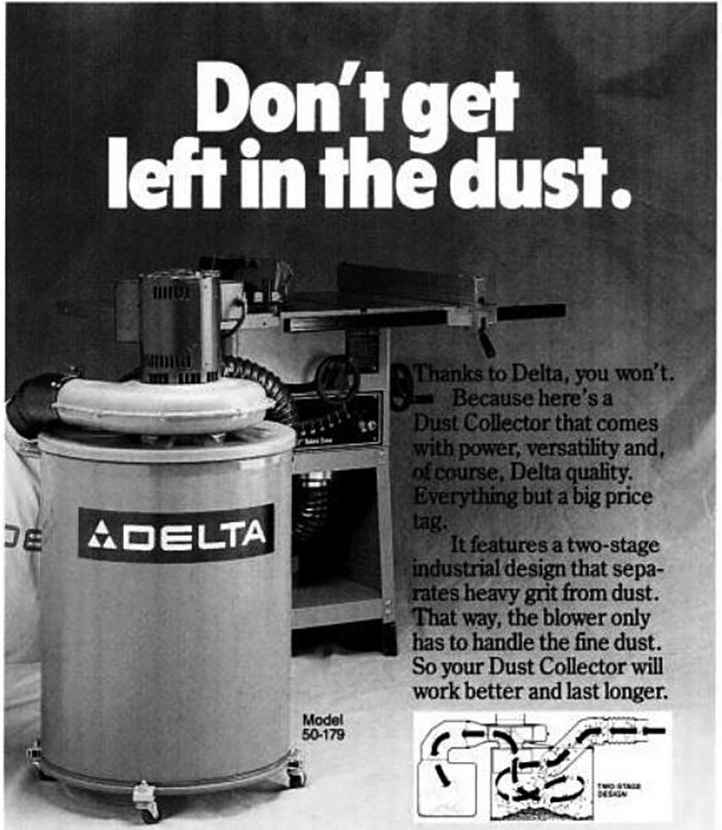 Delta Dust Collector 179 Manual